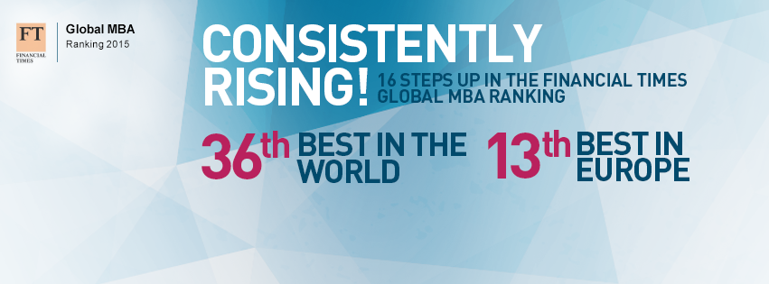 The 36th Best MBA in the World - The Lisbon MBA
