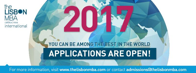Join The Lisbon MBA International Full Time 2017