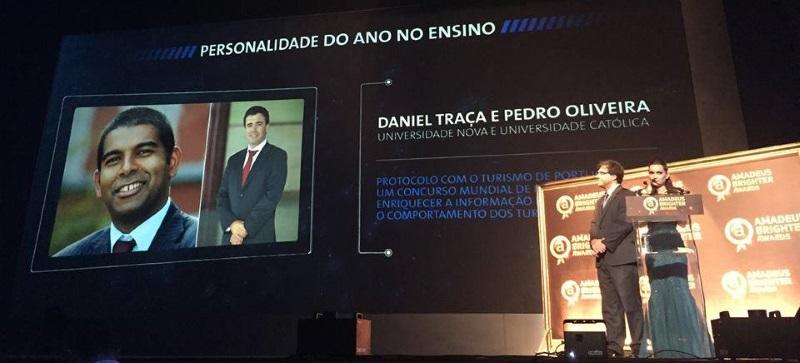 MBA distinguished at Amadeus Brighter Award