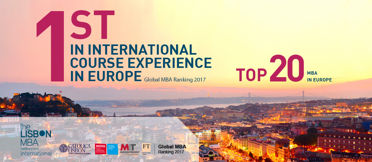 The Lisbon MBA in the Financial Times Rankings