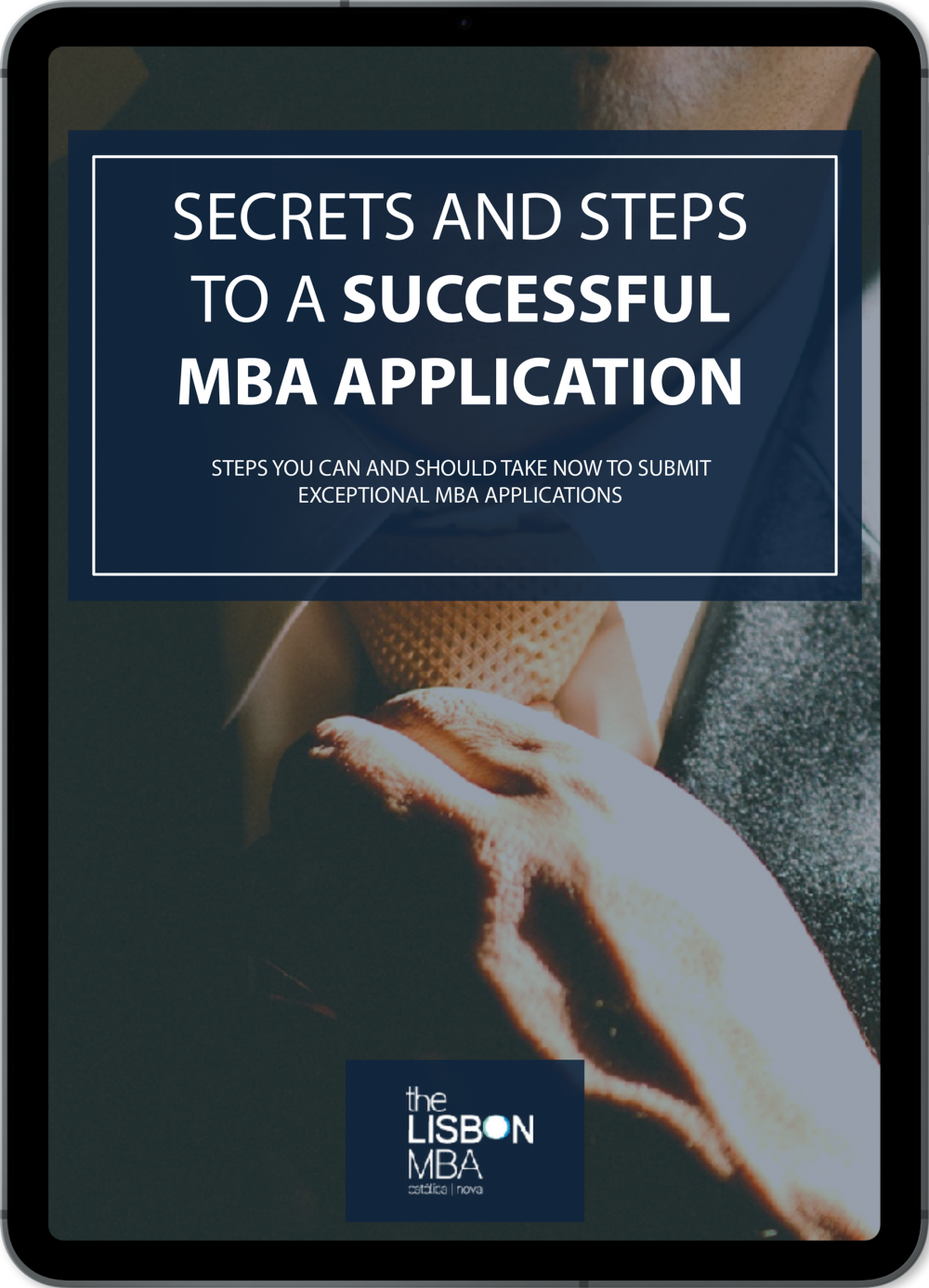 Secrects and steps for a successful mba application
